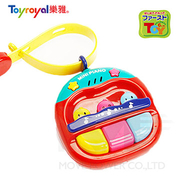 "(Leya) รถเข็นญี่ปุ่น Leya Toyroyal ""พร้อมเปียโนเล็ก ๆ"