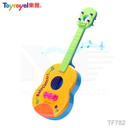 "(Toyroyal) ญี่ปุ่น ""Toyroyal music Ya"" เครื่องดนตรีเด็ก - กีตาร์"