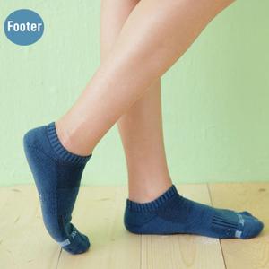 [TAITRA] [End] Reverse Motion Deodorant Socks Reverse Airflow Promoting Socks - Female Model T31M-Blue