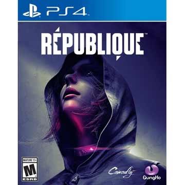(PS4)PS4 \'\';Republic Republique\'\'; English US version