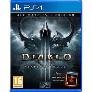 PS4 Diablo 3: The Soul of the Soul of the Ultimate Evil Edition