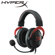 [TAITRA] HyperX CLOUDII Gaming Headsets - Cool red