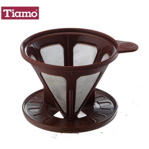 (Tiamo)Tiamo fine screen attachment adapter plate - brown (HG2320)