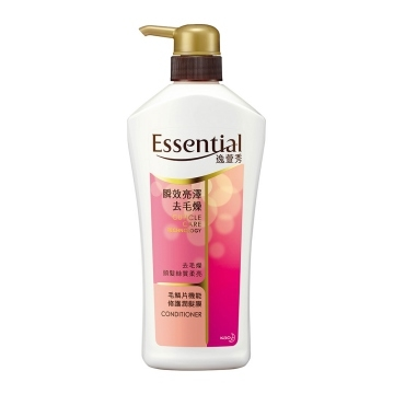 (Essential)Yi Xuan show instant glossy hair to hair dry hair conditioner 700ml