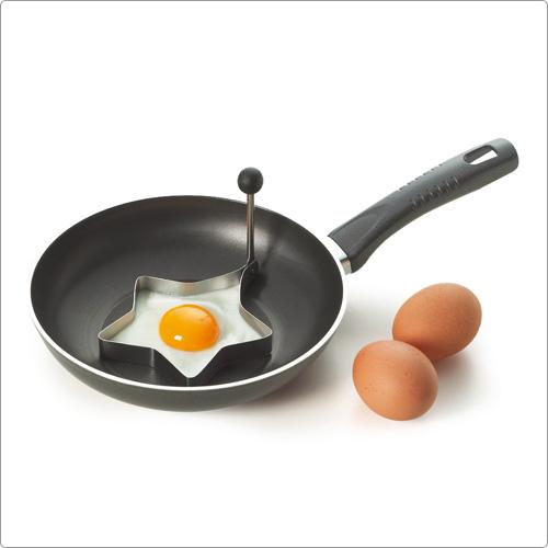 (EXCELSA)EXCELSA stainless steel omelette mold (star)