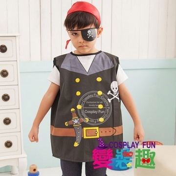 """""""Fun dressing"""" performance style pirate costume dress clothes _"""