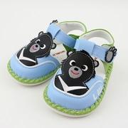 รองเท้าเด็กหมีดำ LW