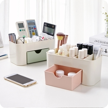 [Hutte vie] Separate storage boxes on the table