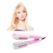 (STAR KING)[] Four Star crown pink Barbie style folder