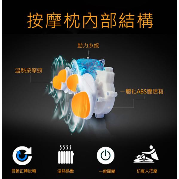 [Kang Sheng] หมอนนวดไฟฟ้าสำหรับหลังและคอ