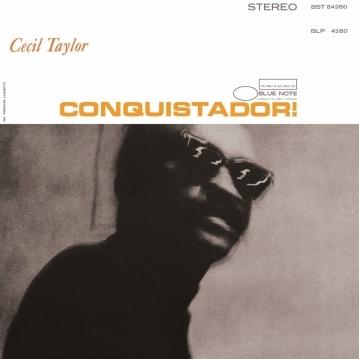 西索.泰勒 Cecil Taylor / 征服者 Conquistador!【黑膠】LP