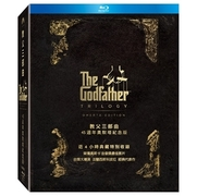 Godfather Trilogy ฉลองครบรอบ 45 ปี Omerta Commemorative Edition BD