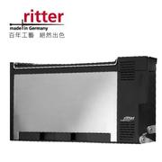 (ritter) Ritter ET10 ดั้งเดิมของเยอรมันที่ฝังอยู่กับเครื่องขนมปัง US-type