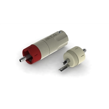 [TAITRA] aeco RCA Terminals ARP-4045R Non-Nickel-plated Rhodium-Plated