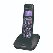 [TAITRA] WONDER DECT Digital Wireless Telephone WT-D05 (Black)