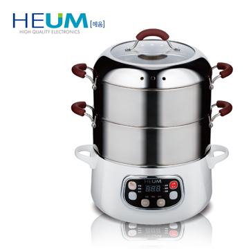 เกาหลี HEUM 飨สดมัลติฟังก์ชั่ไฟฟ้าเรือกลไฟ HU-RK1288 (สามชั้น)
