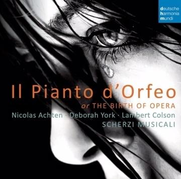 นิโคลัส ซีดี Wut Il Pianto d'Orfeo ของ Ahuton / Orfeo