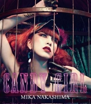 Mika Nakashima / Honey Girl CANDY GIRL CD [single]