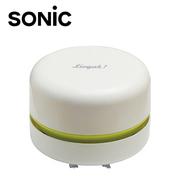 [TAITRA] [Japan SONIC] Mini Desktop Vacuum Cleaner (White)
