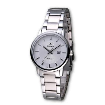 (SIGMA)SIGMA simple style sapphire mirror fashion watch / small yards / 30mm / 1122L-2