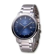 (SIGMA)SIGMA simple style sapphire mirror fashion watch / large size / 40mm / 1122M-3