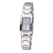 (SIGMA)SIGMA Japanese elegant fashion style sapphire mirror square watch / 28mm / 1021L-02