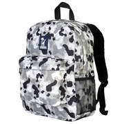(Wildkin)[LoveBBB] US Wildkin American Bag / Backpack 57275 gray camouflage