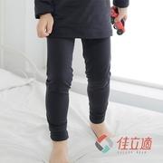 (Galaxy wear)3M- Li Jia fitness - regenerative thermal pants - children - black