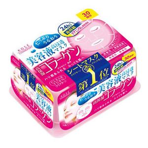 (KOSE)Japan KOSE excellent collagen deep into the White Mask 30