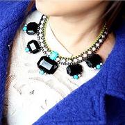 (太妃糖)Toffees strength Hao single Korean fashion necklace