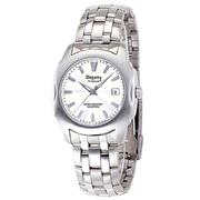 [TAITRA]  【TELUX】นาฬิกาข้อมือสุภาพบุรุษ รุ่นเอกลักษณ์-สีขาว/37มม.