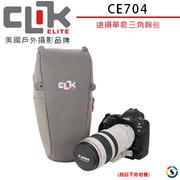CLIK ELITE CE704 US brand telephoto monocular chest triangle bag Telephoto SLR Chest Carrier (Shenghsing goods company)