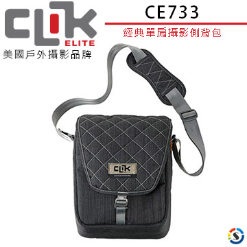 CLIK ELITE CE733 classic American brand outdoor photography photography side shoulder backpack SCHULTER (Shenghsing goods company)