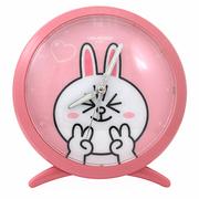 [TAITRA] LINE FRIENDS Simple Snooze Alarm Clock - Bunny