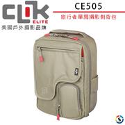 CLIK ELITE CE505 US outdoor photography brands traveler Traveler photography side shoulder backpack (Shenghsing goods company)