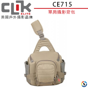 CLIK ELITE US outdoor photography brand Reporter reported side's Shoulder backpack CE715 (Shenghsing goods company)