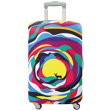 (LOQI)LOQI luggage sets │ No. fantasy [M]
