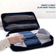เสื้อเชิ้ตอเนกประสงค์สำหรับสุภาพบุรุษของครีเอทีฟเนคไทที่เก็บกระเป๋าเดินทางแบบพิเศษ