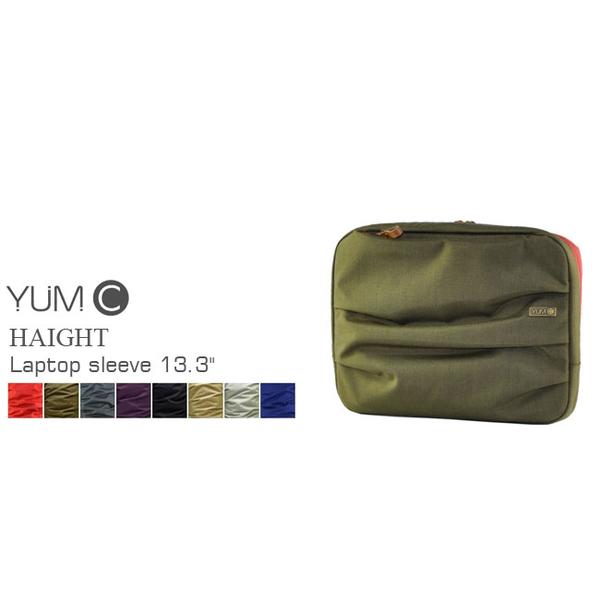(Y.U.M.C.)YUMC Laptop sleeve 13.3-inch laptop bag (bright red)