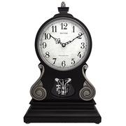 (นาฬิกาจังหวะ) ญี่ปุ่นหลี่เสียงระฆัง - นาฬิกาไม้ย้อนยุคยุโรป / คริสตัล Swarovski หมุนลูกตุ้ม / เวสต์มินสเตอร์ตีระฆังเพลงชั่วโมง