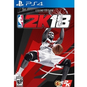 PS4 NBA2K18 Chinese version of the legendary collection version