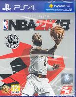 PS4 NBA 2K18 Chinese version