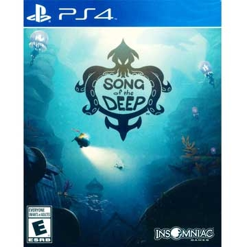 "(PS4)PS4 ""Deep Sea Song of Song of the Deep"" English US version"