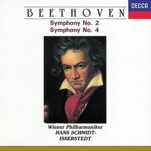 Beethoven: Symphony No. 24 & No. CD