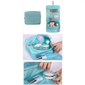 กระเป๋าจัดระเบียบอุปกรณ์อาบน้ำ กระเป๋าแขวนในห้องน้ำ กระเป๋าจัดระเบียบ กระเป๋าจัดเก็บของใช้ส่วนตัว
