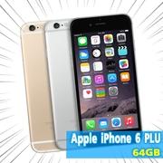 APPLE iPhone 6 PLUS 64GB เครื่องแท้ มีประกัน อ่านรายละเอียด