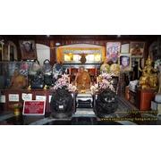 เหรียญบูชาครู หลวงพ่อเปิ่น(ขี่เสือ) วัดบางพระ จ.นครปฐม ปี 2558 ขนาดห้อยคอ กล่องเดิมจากวัด