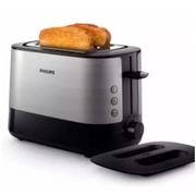 Philips เครื่องปิ้งขนมปัง HD2683 (สีเงิน/ดำ)