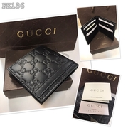 NeW  Gucci Leather 8 Cards Men Wallet
