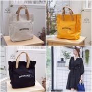 กระเป๋าผ้าแคนวาสญี่ปุ่น